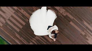 Нежное свадебное видео