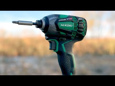Hikoki WH36DB 36v Multi-Volt Impact Driver - EXCLUSIVE FIRST LOOK