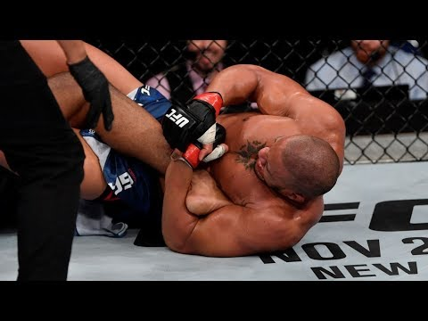 Every Heel Hook Finish In UFC History