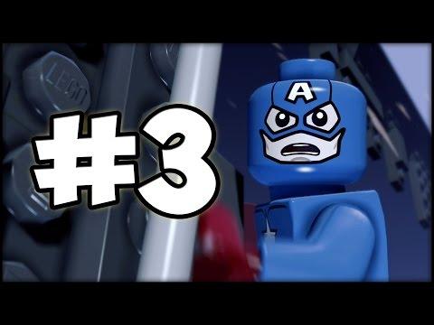 LEGO MARVEL'S AVENGERS - Part 3 - The First Avenger!