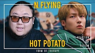 "Video Producer Reacts to N.Flying ""Hot Potato"" download MP3, 3GP, MP4, WEBM, AVI, FLV Juli 2018"