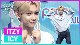 [Pops in Seoul] Felix's Dance How To! ITZY(있지)'s ICY