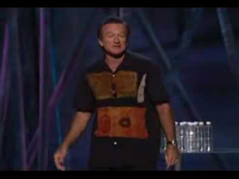 Robin Williams Live on Broadway 2002