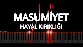 Masumiyet Müzikleri - Yasak Aşk (Piano Cover)