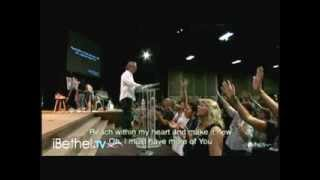 More of You, Less of Me- KIm walker-Smith (Live)