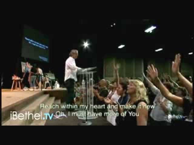 More of You, Less of Me - KIm walker-Smith (Live)