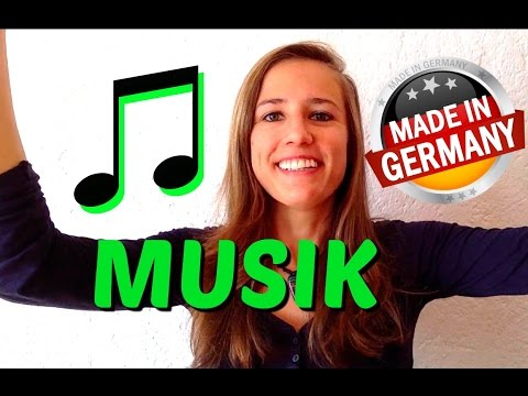 SPECIAL: LEARN GERMAN WITH ♫ MUSIC ♫ - 5 German Artists you MUST know!