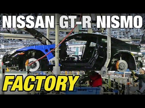 2015 Nissan GT-R Nismo - PRODUCTION