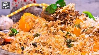Chef Pride Deggi Biryani Recipe By Lip Smacking Food.