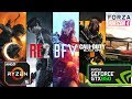 [GTX 950] in 5 games [ENG/RUS] (2019)