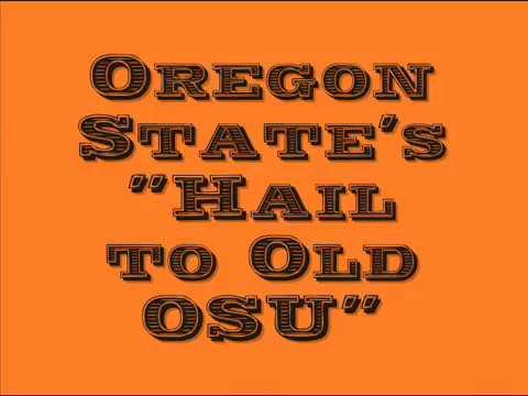Oregon State's