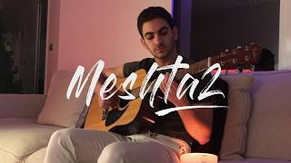 KARAOKE | Meshta2 — Adham Nabulsi ادهم نابلسي - فيديوكليب مشتاق