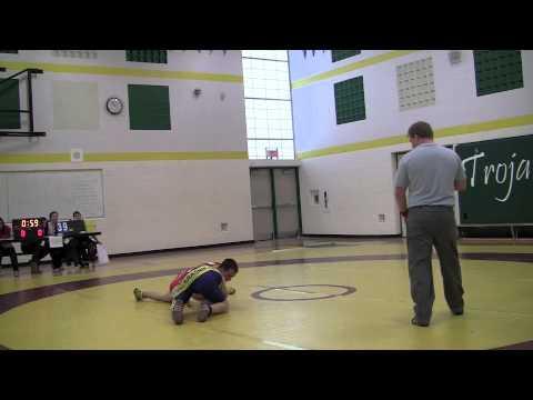 2011 Toronto Open: 54 kg Adam Cowan vs. Alex Moher