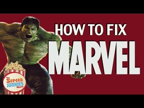 How to Fix MARVEL