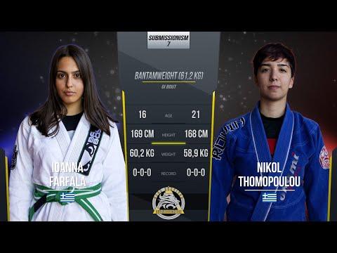 Submissionism 7: Ioanna Farfala vs. Nikol Thomopoulou Full Fight