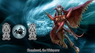 YGOPro: Esper - Shemhazai, the Whisperer (Custom Divine Card from Final Fantasy XII)