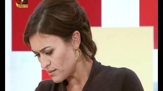 Marta Cruz entrevistada por Fátima Lopes no