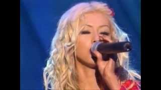 Скачать Christina Aguilera Contigo En La Distancia Genio Atrapado Live