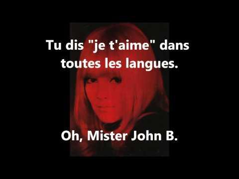 SYLVIE VARTAN - Mister John B  (1966)