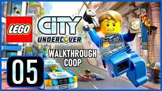 LEGO City Undercover FR - Partie 5 - Mine Bluebell