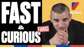 Fast & Curious - Fianso