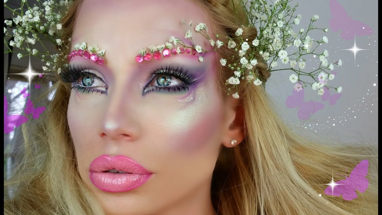 Fairy makeup tutorial nyx face awards entry 2015 youtube baditri Images