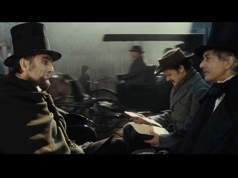 "Lincoln Movie Clip ""I Like our Chances Now"""