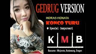 KONCO TURU (GEDRUGNEEE) Cover Indras - KMB Campursari