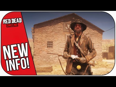 Red Dead Online: BUSINESSES ARE COMING! How They Will Work & More!