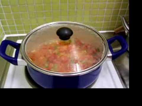 Mutabbal Burgul Aux Tomates Cuisine Syrienne