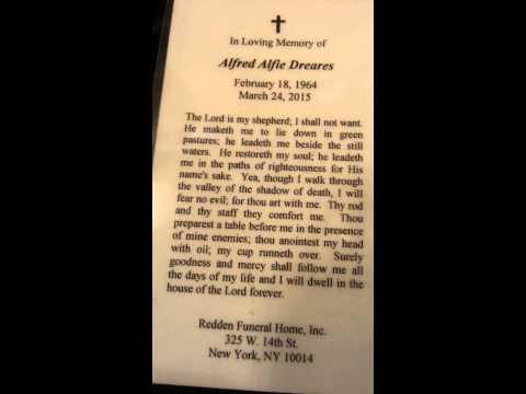 Tribute to Al Drears Church of the Intercession