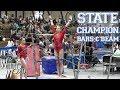 Whitney Bjerken | State Meet Level 10 Gymnastics