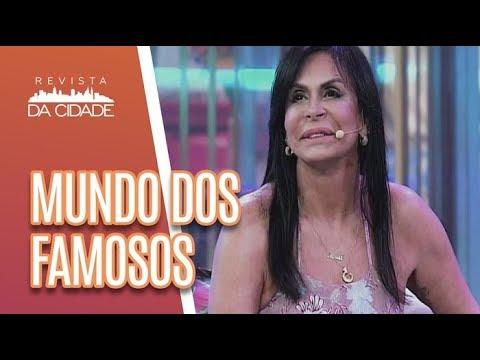CLIMÃO Entre Sula Miranda E Gretchen + Nara Almeida E Alexandre Pato - Revista Da Cidade (25/04/18)