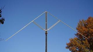 Ham Radio Square Plus Two Antenna, Part 1 Of 4