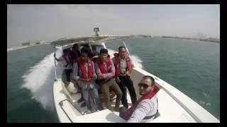 Trip to the Palm Jumeirah - Dubai [4K]