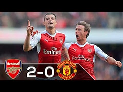Arsenal vs Manchester United 2-0  ● All Goals & Highlights Premier League ► 07 05 2017 2