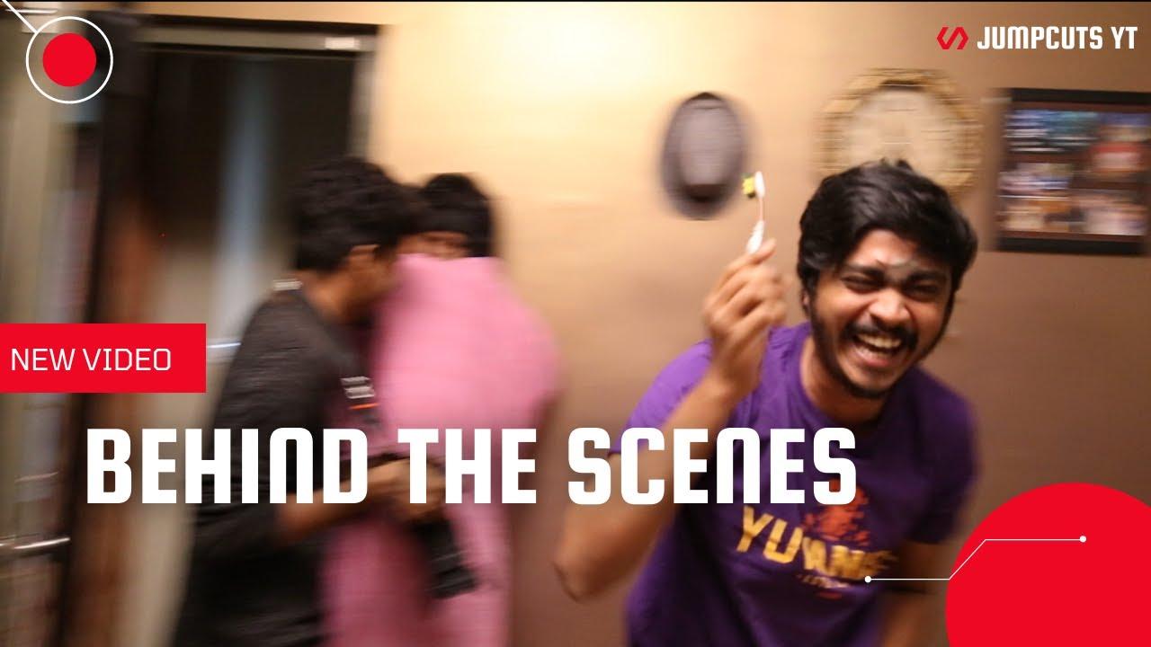 Behind The Scenes Of Ghost Scenario | Jump Cuts | Hari & Naresh