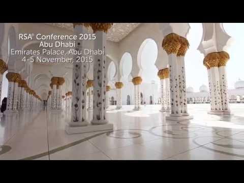 RSA Conference 2015 Abu Dhabi