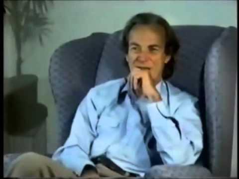 Richard Feynman 1983