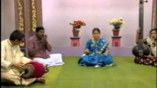 Tulasiviswanath Sri Lakshmi varaham in the rag abhoge SOUTH ZONE HOOKUP 1999