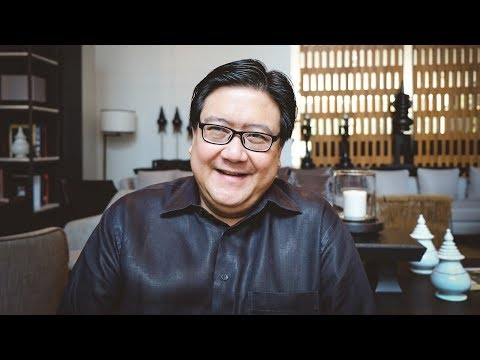 Interview with Reza - General Manager of Anantara Chiang Mai Resort