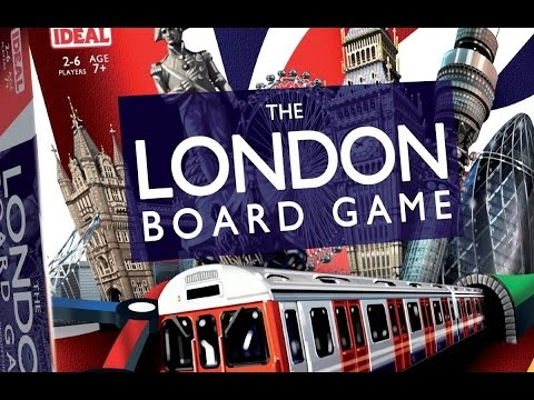 Ep.X - The London Board Game [ITA]
