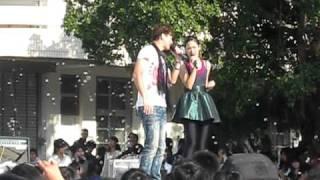 《2010台南海事校慶演唱會》李聖傑 楊韻禾 - 時差