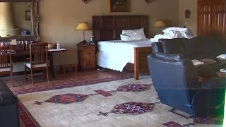 Inside the Luxury Suite Where Justice Antonin Scalia Spent His Final Hours