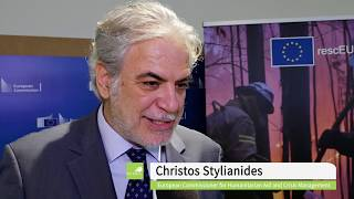 ECCA 2019   Christos Stylianides