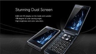 VKworld T2 смартфон раскладушка лучше чем Lenovo A588T обзор на русском от japanese-phones.com.ua