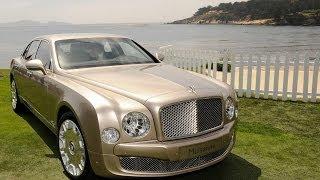 Bentley Mulsanne II 2010 седан