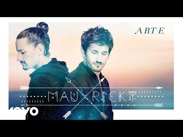 Mau y Ricky - Arte (Audio)