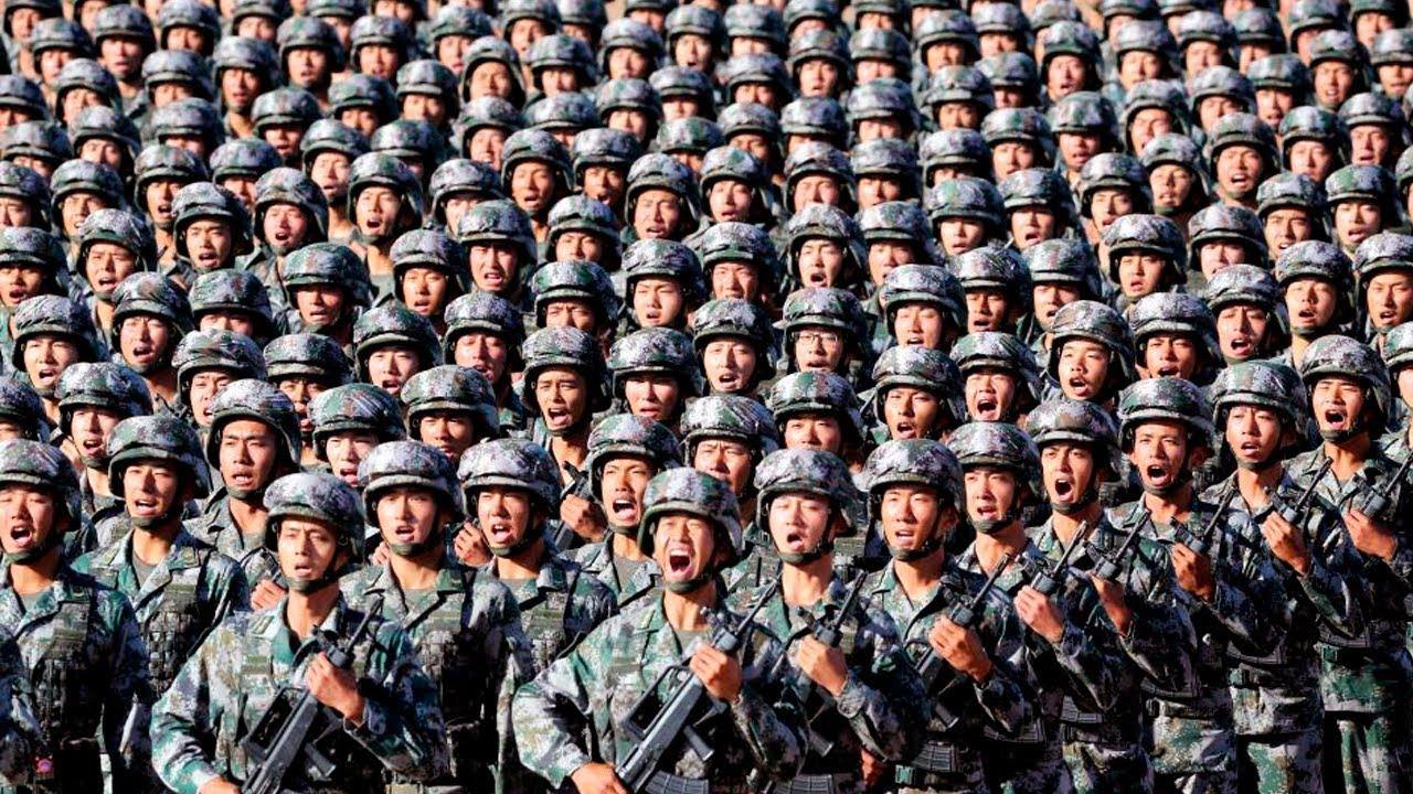 Los 10 Ejércitos Más Poderosos Del Mundo 2019 Youtube