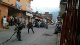 Los pescados, Quechultenango 2015.